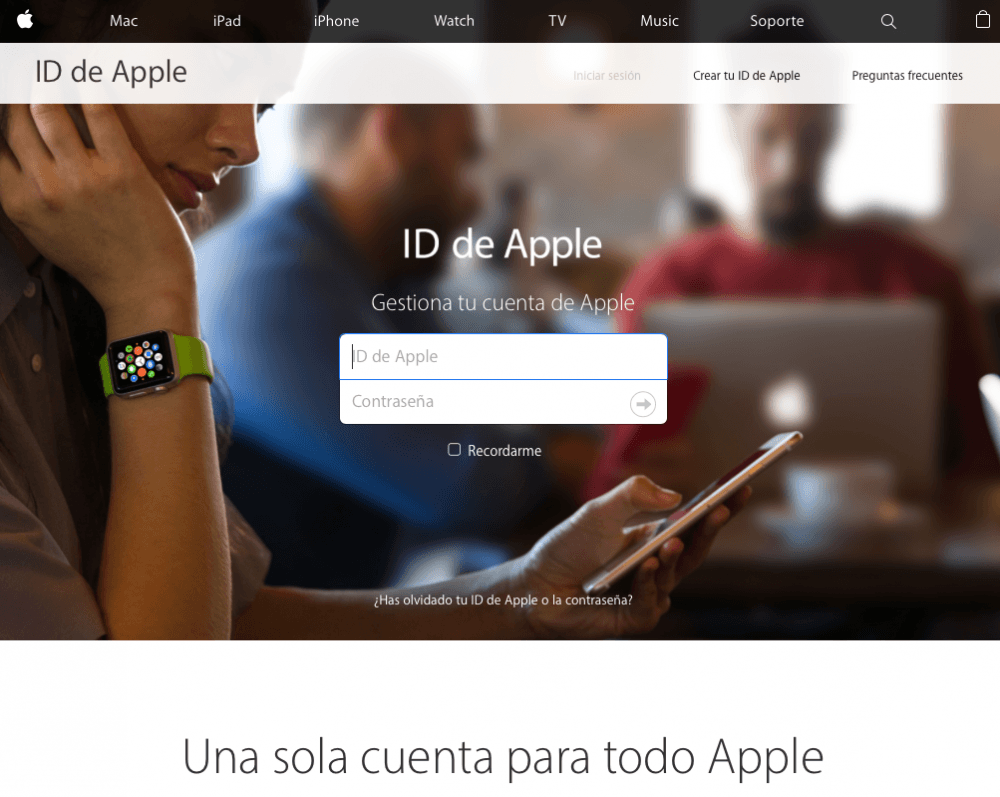 creare-apple-id