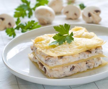 lasagna-bianco
